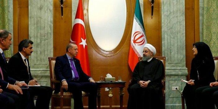 Ruhani'den Erdoğan'a ortak mücadele çağrısı
