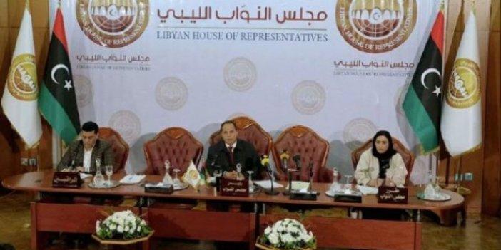 Libya'da skandal Türkiye kararı