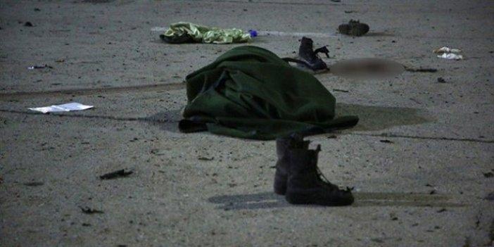 Libya'da askeri okula saldırı: Çok sayıda ölü var!
