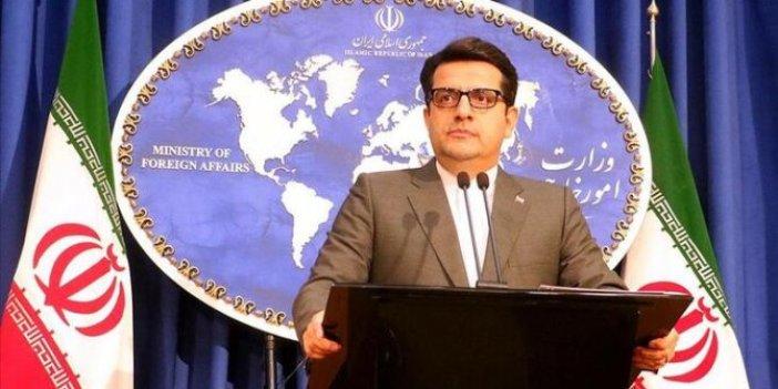 İran'dan ABD'nin mektubuna cevap