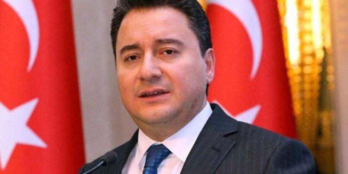 Ali Babacan'dan Erdoğan'a cevap