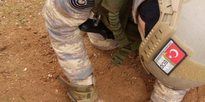 Terör örgütü PKK'nın bombalı tuzağı etkisiz hale getirildi