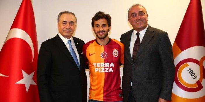 Galatasaray, Marcelo Saracchi'yi resmen açıkladı