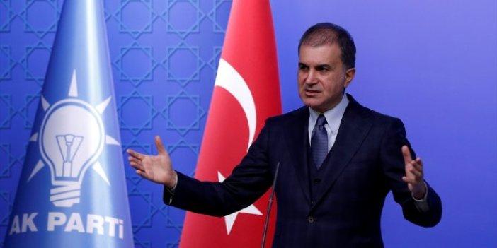 AKP sözcüsü Ömer Çelik'ten İran açıklaması