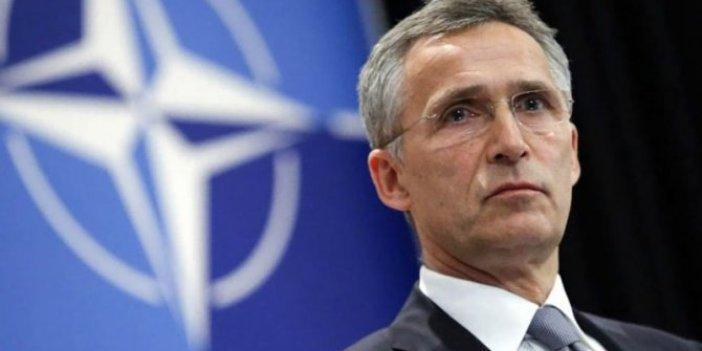NATO Genel Sekreteri Stoltenberg'ten flaş Doğu Akdeniz açıklaması