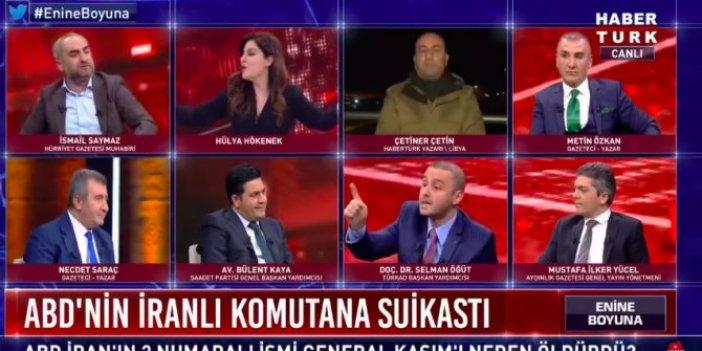Ali Yağız Baltacı Ulusal Kanal'dan istifa etti!