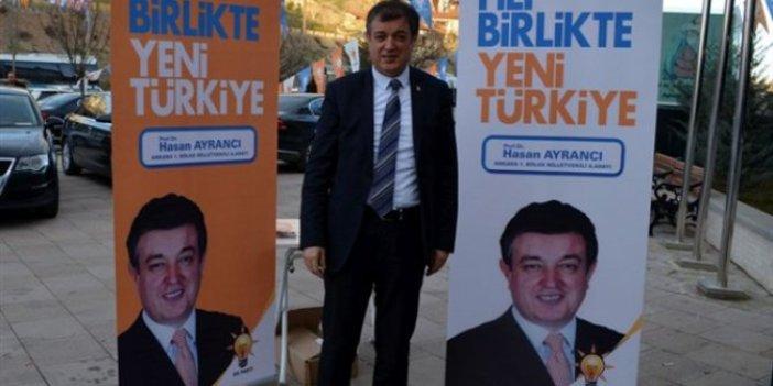 Kanal İstanbul için 'bilimsel çalışma' yapan rektörün AKP ile ilişkisi dikkat çekti