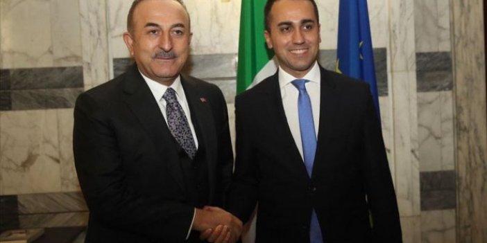 İtalya Dışişleri Bakanı Di Maio Türkiye'ye geliyor
