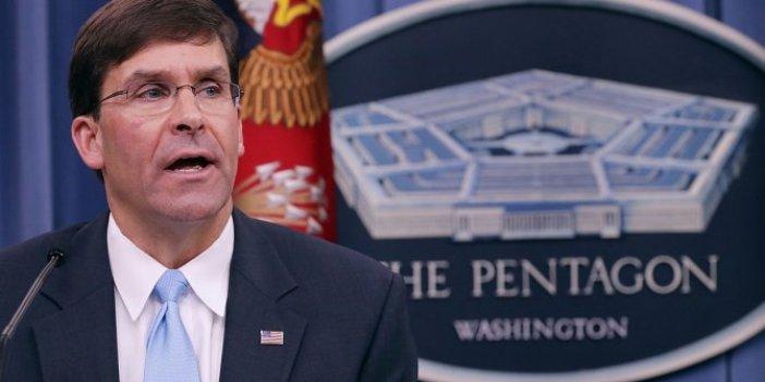 """ABD'den açıklama """"Irak'tan çekilmiyoruz"""""""