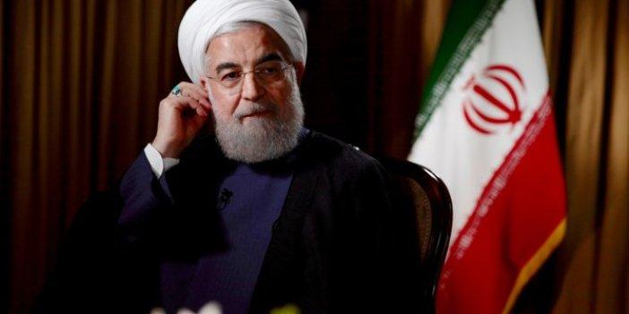 """Ruhani: """"ABD büyük bir stratejik hata yaptı"""""""