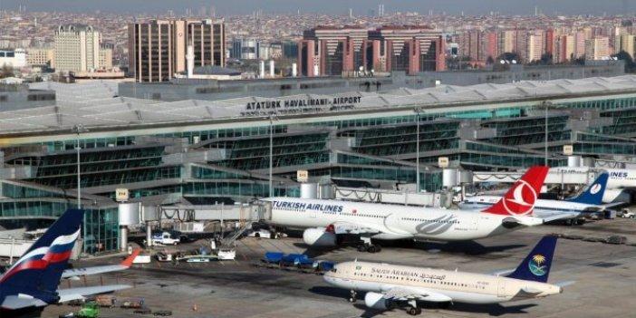 Sosyal medyada İstanbul Havalimanı tepkisi: Atatürk Havalimani açılsın