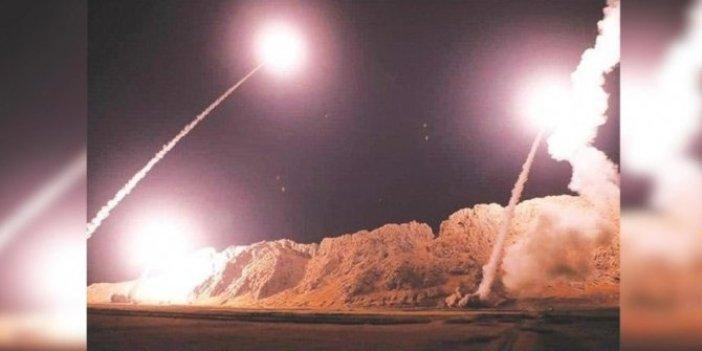 İşte İran'ın misillemesinin detayları!
