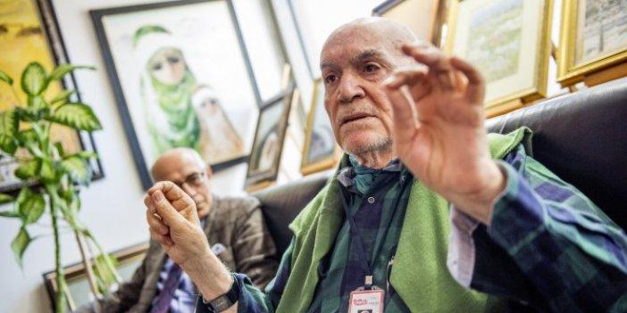 Hıncal Uluç Sabah gazetesini eleştirdi