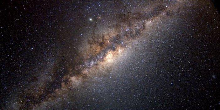 Samanyolu Galaksisi'nde devasa yapı keşfedildi!