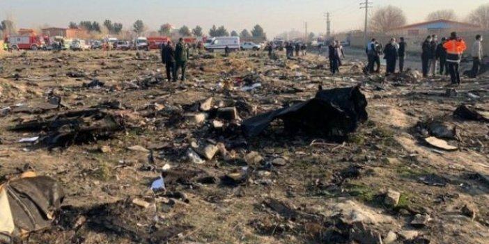 İran'dan düşen uçakla ilgili 'kara kutu' kararı