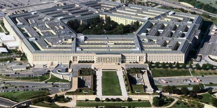 Pentagon'dan saldırı açıklaması