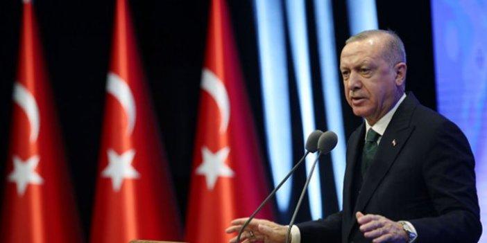 Erdoğan: Kaynaklar bir avuç azınlığa verilirse kalkınma olmaz