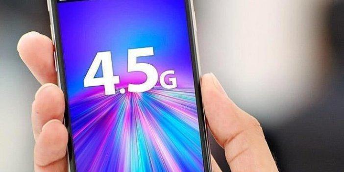 4,5G'lilerin sayısı ise 76 milyona yükseldi