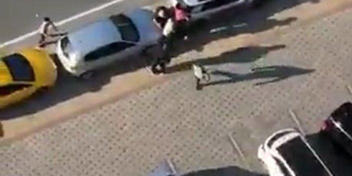 Magandalar İstanbul'da kol geziyor