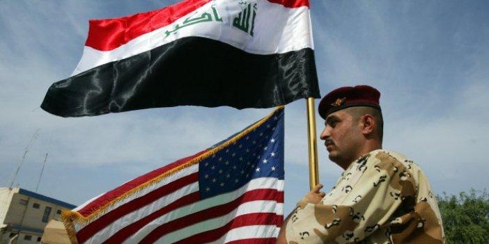 Irak'tan ABD'yi kızdıracak talep
