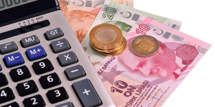 Vergi mükellefi sayısı yüzde 3 arttı