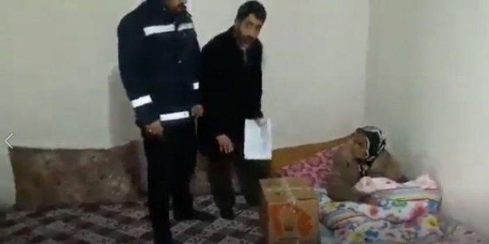 AKP'li belediyenin yardım rezaleti!