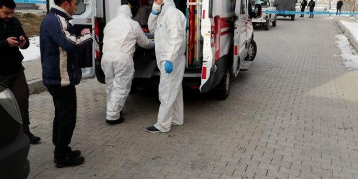 Kimyasal ile intihar alarmı: AFAD binayı boşalttı