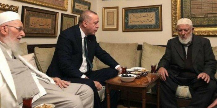 Erdoğan'dan İsmailağa'ya ziyaret