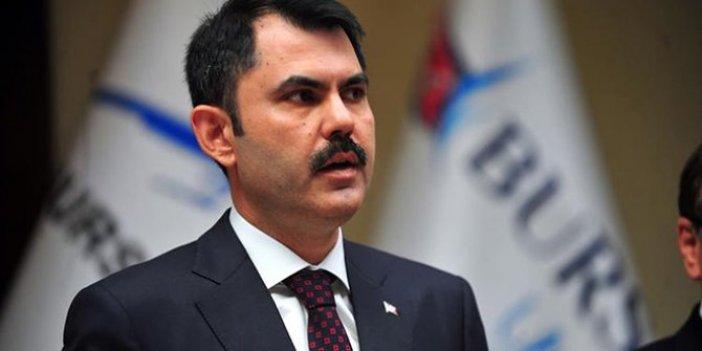 Murat Kurum ile Kanal İstanbul'un ÇED raporu arasında büyük çelişki