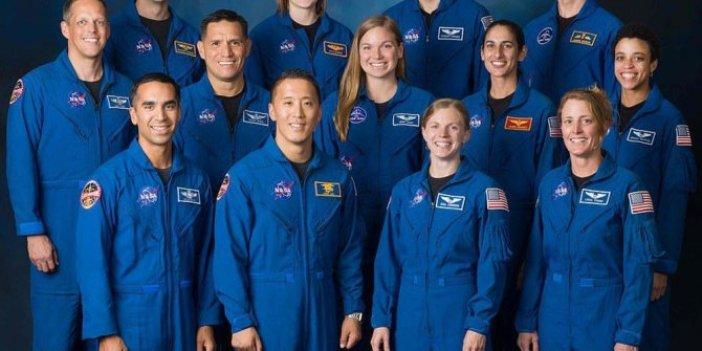 İşte NASA'nın Ay'a ve Mars'a gidecek astronotları!