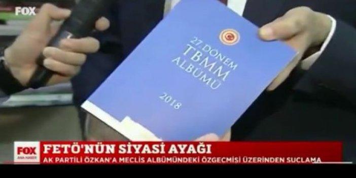AKP Grup Başkanvekili FETÖ'den kapatılan derneği özgeçmişine ekledi