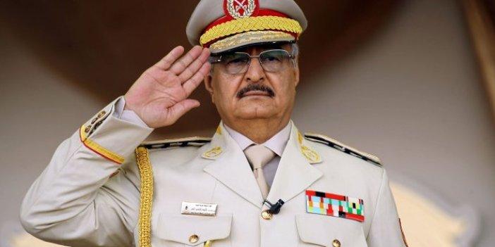 Hafter Libya'da ateşkesi imzalamadı