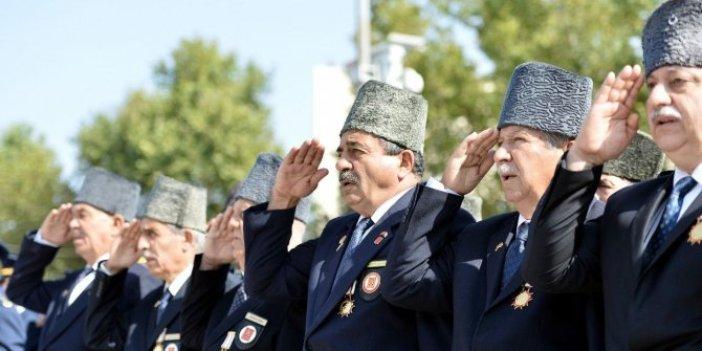 Erdoğan, gaziler konusunda geri adım attı!