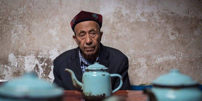 Uygur Türklerine zulme sessiz kalan İslam ülkelerine tepki
