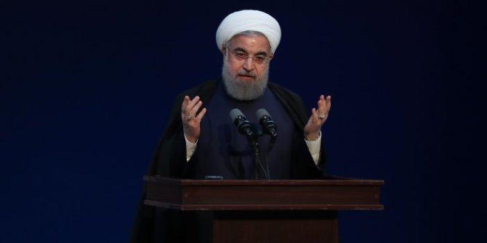 İran'dan nükleer çıkışı!