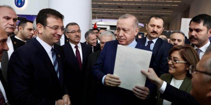 Ekrem İmamoğlu, Tayyip Erdoğan'a verdiği mektupla ilgili konuştu