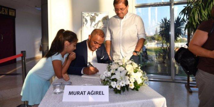 Murat Ağırel okuyucularıyla buluşuyor