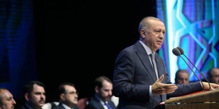 """Erdoğan'dan alkış sitemi: """"Sıkıldınız mı?"""""""
