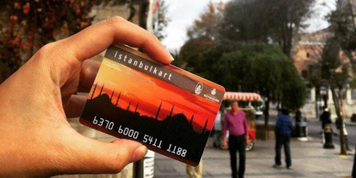 Ücretsiz İstanbulkart'a AKP engeli