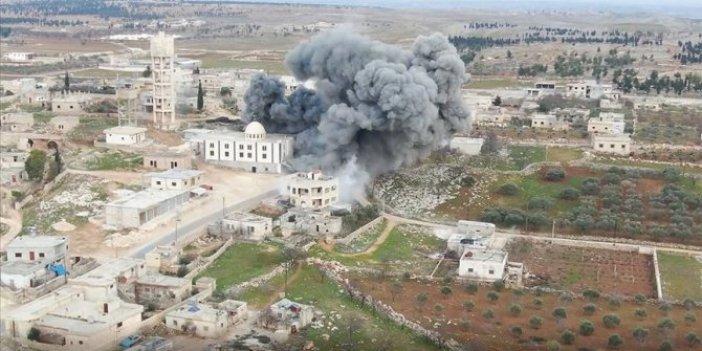 Suriye'de kara saldırısı!