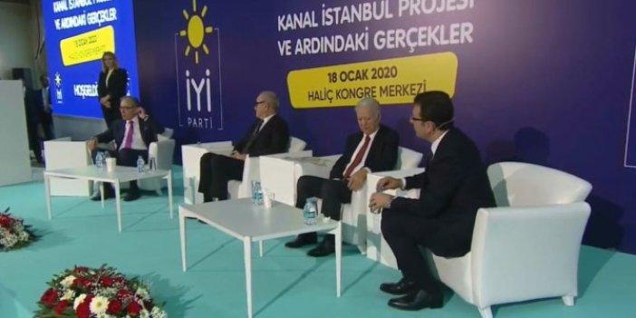 İYİ Parti'den Kanal İstanbul Paneli