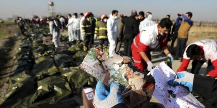 İran, düşürülen uçağın kayıtlarını Ukrayna'ya gönderecek
