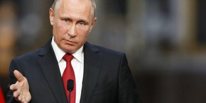 """Putin: """"Pis ağızlarını kapatacağız"""""""