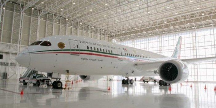 Başkan'ın lüks uçağı piyango ile verilecek