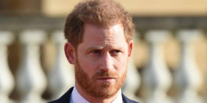 Prens Harry sessizliğini bozdu!