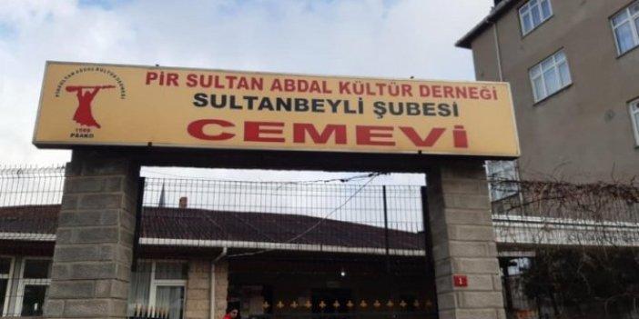 Pir Sultan Abdal Cemevi'ne yapılan saldırıyla ilgili flaş gelişme!