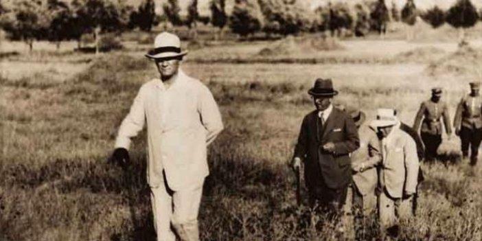 Atatürk'ün mirası Atatürk Orman Çiftliği yeniden yaşatılacak