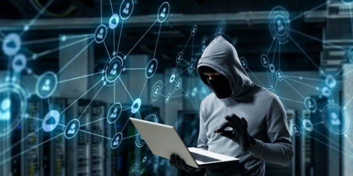 Türkiye'ye yoğun siber saldırı