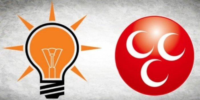 AKP, MHP'den transferlere hazırlanıyor!