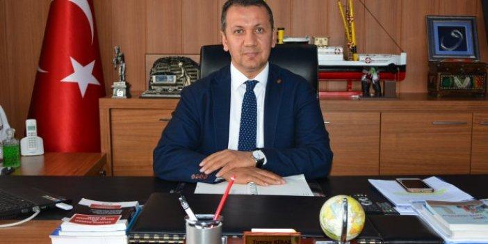 AKP'li başkandan skandal Rahşan Ecevit paylaşımı